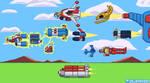 Childhood Super Robots by GeloKaiser