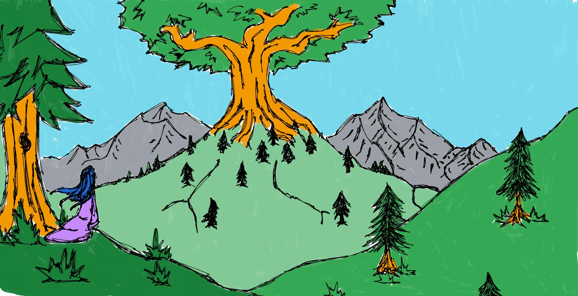 Landscape - World Tree
