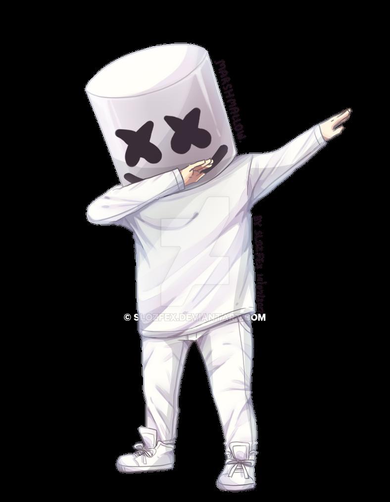 Marshmallow DJ By SLozFex
