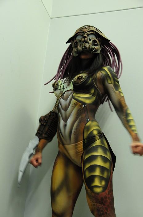 Predator by alexhansenart
