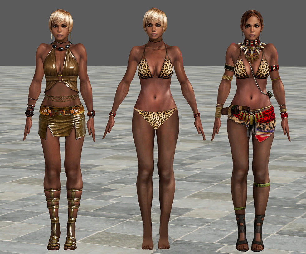Sheva-BIKINI MODIFIED by blw7920