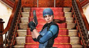 Jill Valentine-BSAA AGENT-2