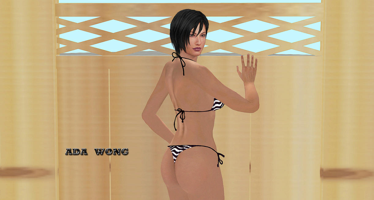 Descargar ada wong nude model 3d xxx video