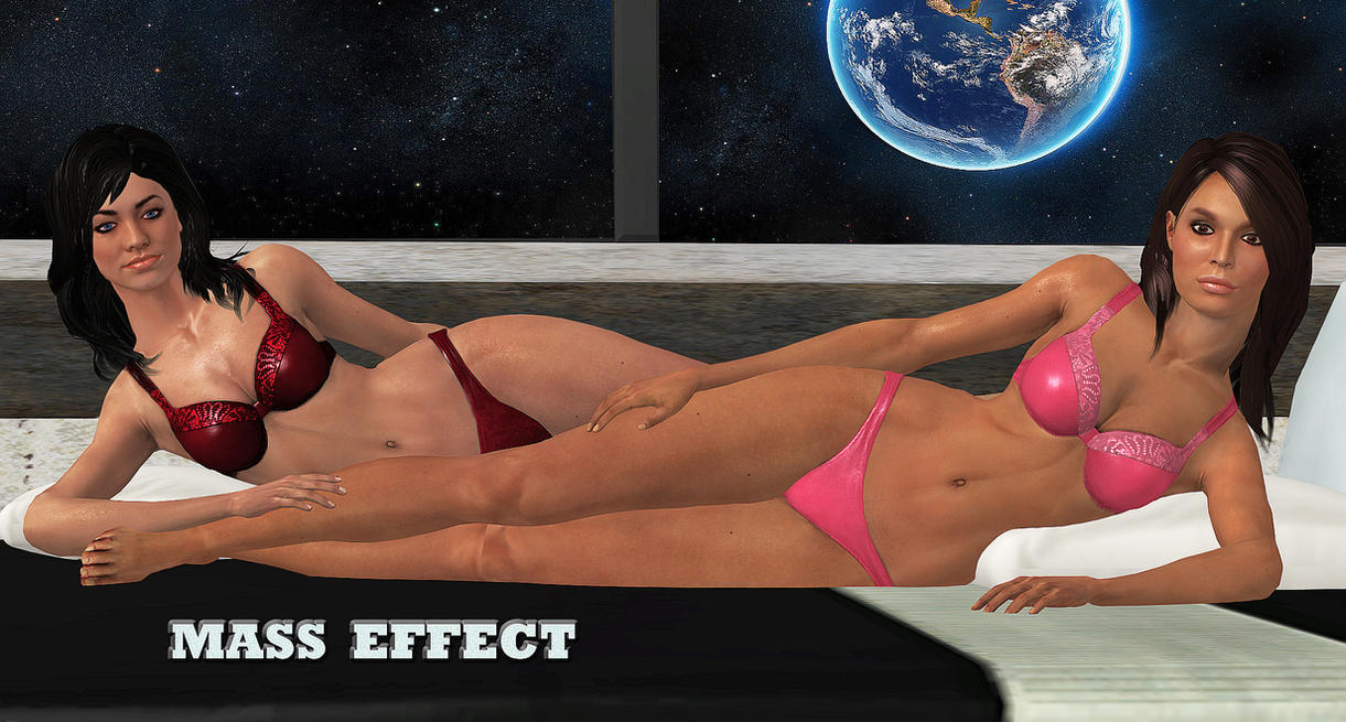 Mass effect 3d hentia erotica picture