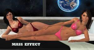 Mass Effect Babes