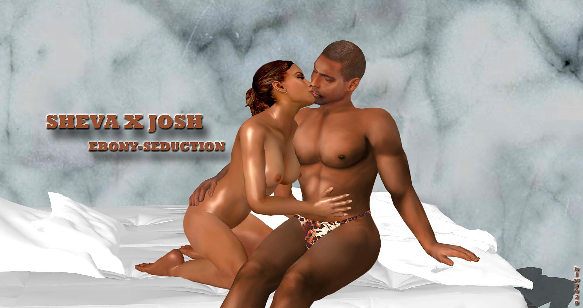 Ebony Seduction 40