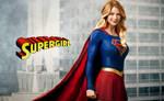 Supergirl wallpaper/Melissa Benoist   11-1-2015