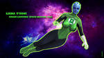 Liara T'Soni  GREEN LANTERN  Sector 3358  10132016 by blw7920