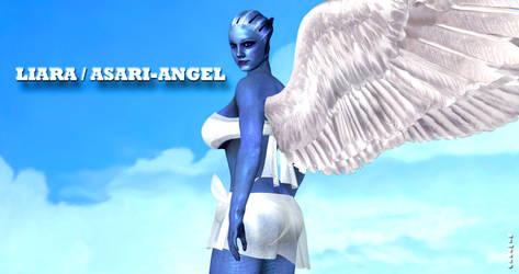 Liara  ASARI-ANGEL  5-3-2017
