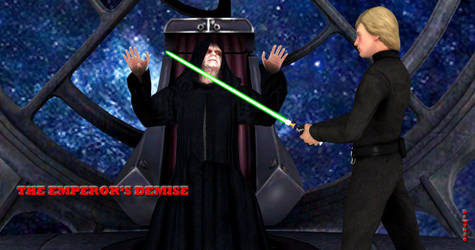 THE EMPEROR'S DEMISE  May the Fourth be with You