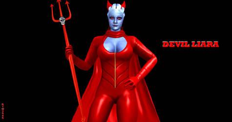 Devil Liara   5-6-2017