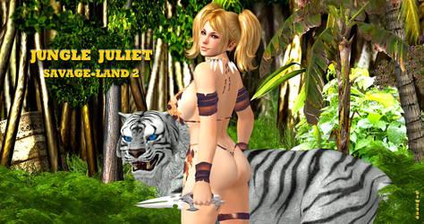 Jungle Juliet   SAVAGE-LAND 2    5-12-2017