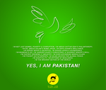 I am PAKISTAN!