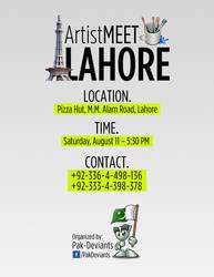 ArtistMEET - Lahore, PAKISTAN