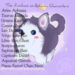 Aphmau zodiac stuff