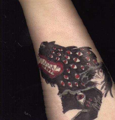 Alucard Tattoo  300 By Italiancowgirl90 On DeviantArt