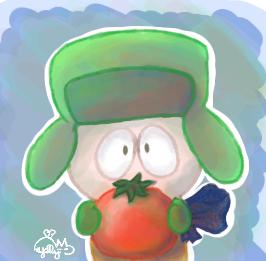 Tomato by Yellyy
