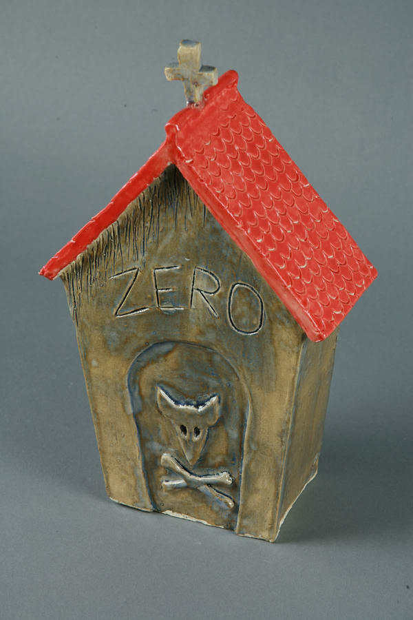 Zero39s dog house by blanksofar on deviantart for Zero dog house