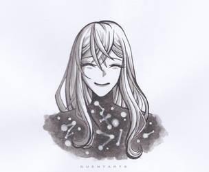 [Gift] Kaori Miyazono by QueentArts