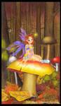 Hope Fairy by andressanchezart