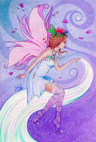 Dream spell by llamadorada