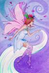 Dream spell by andressanchezart