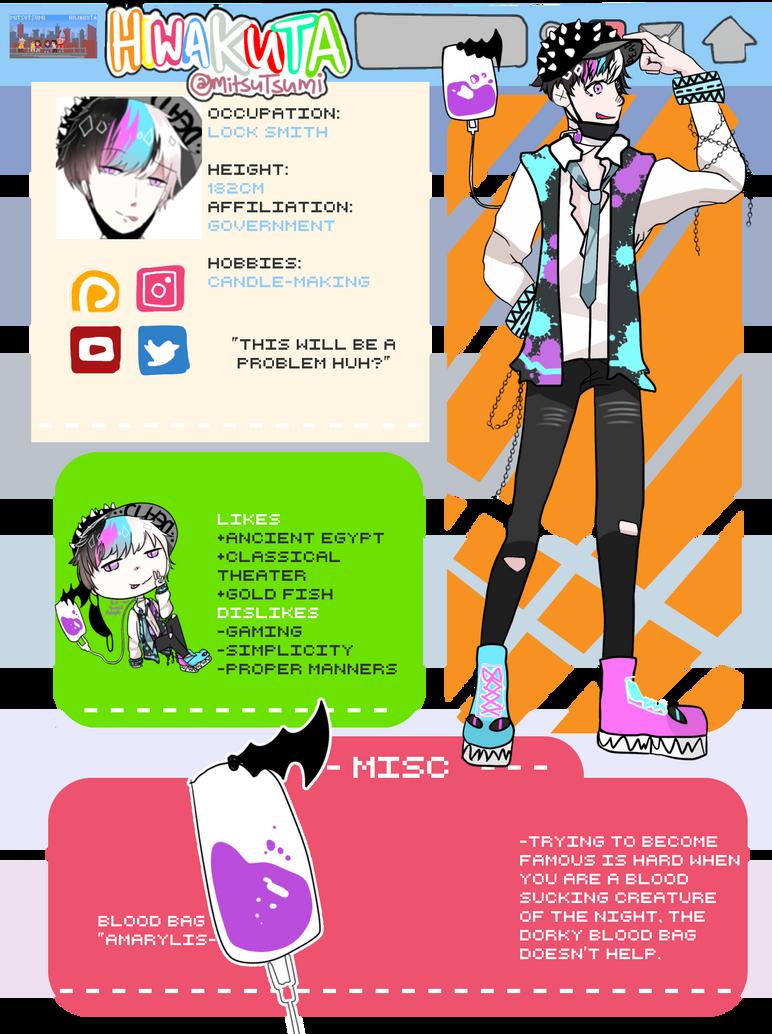 Hiwakuta App: Rak L0HIT by MitsuTsumi
