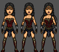 Wonder Woman (Diana Prince) by FuryBoy12