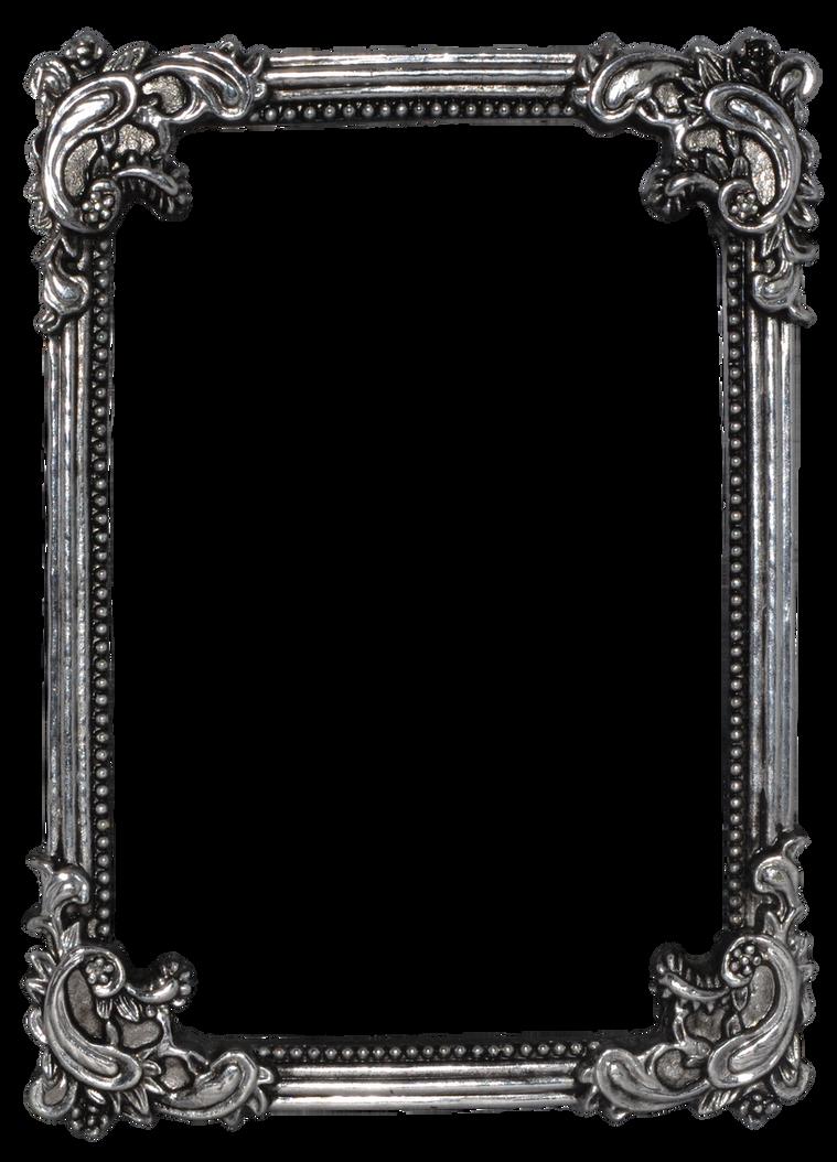 Vintage frame - precut PNG by NathL-fr on DeviantArt