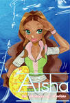 Winx fan art:Aisha Layla