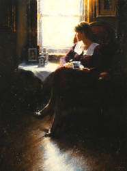 Morning Tea - Craig Srebnik opa