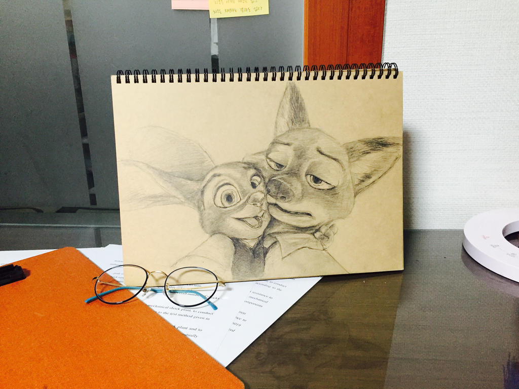 Judy n Nick by univOFseoulCS
