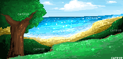 Pixel Land by catpup