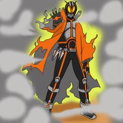 Kamen Rider Naruto by kebomarcuet