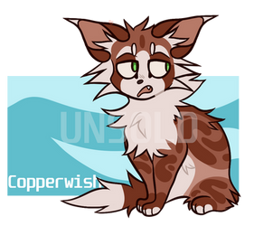Warrior cats adoptable! OPEN