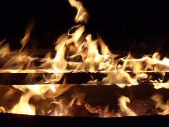 On Fire by operabutterfly