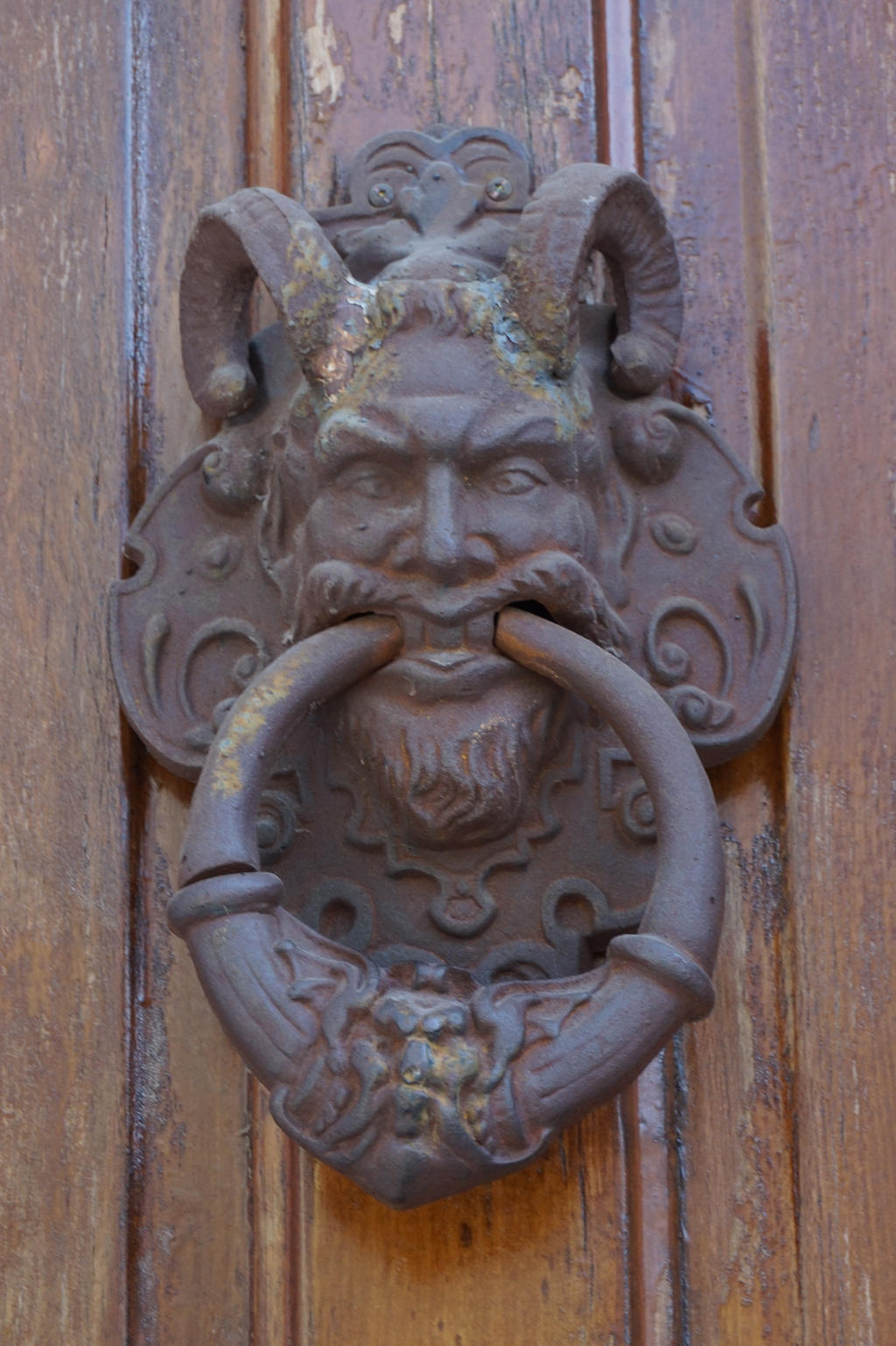 Devil at Your Door by operabutterfly