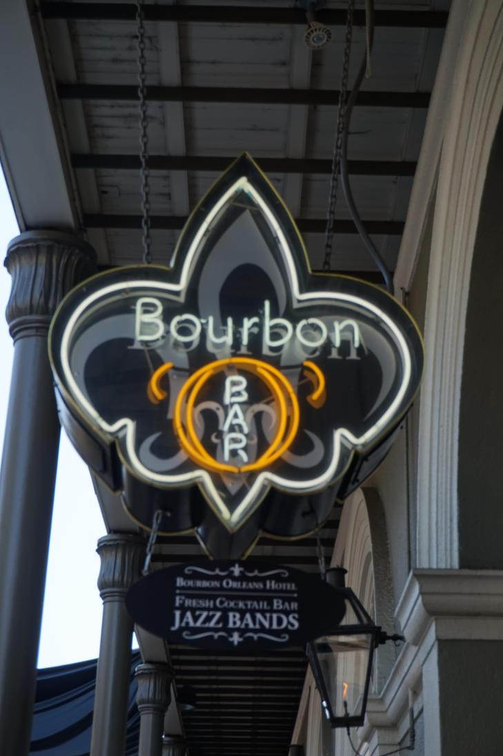 Bourbon by operabutterfly