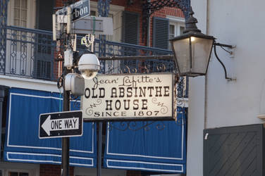 Old Absinthe House