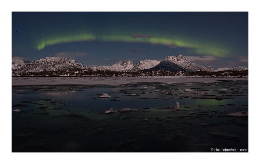 Aurora Borealis by niccolobonfadini