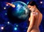 LSArt - Space Girl