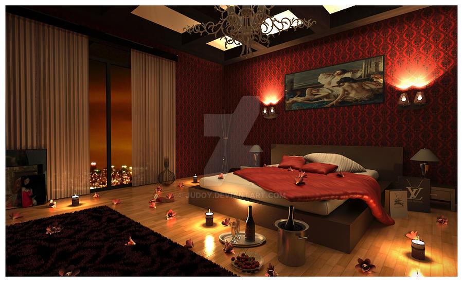 romantic bedroom by judoy on deviantart