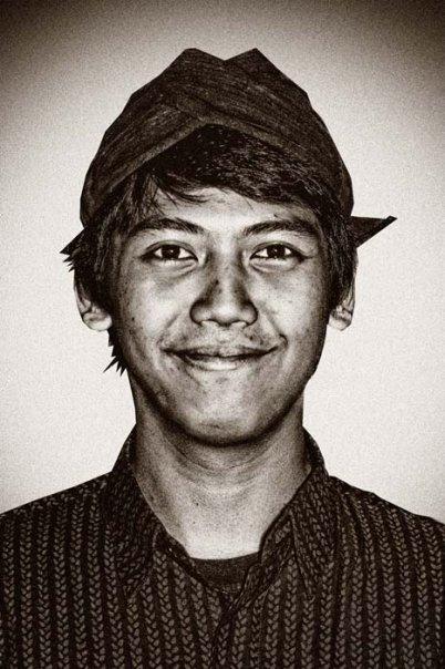 Mr Blangkon by anggaramahendra