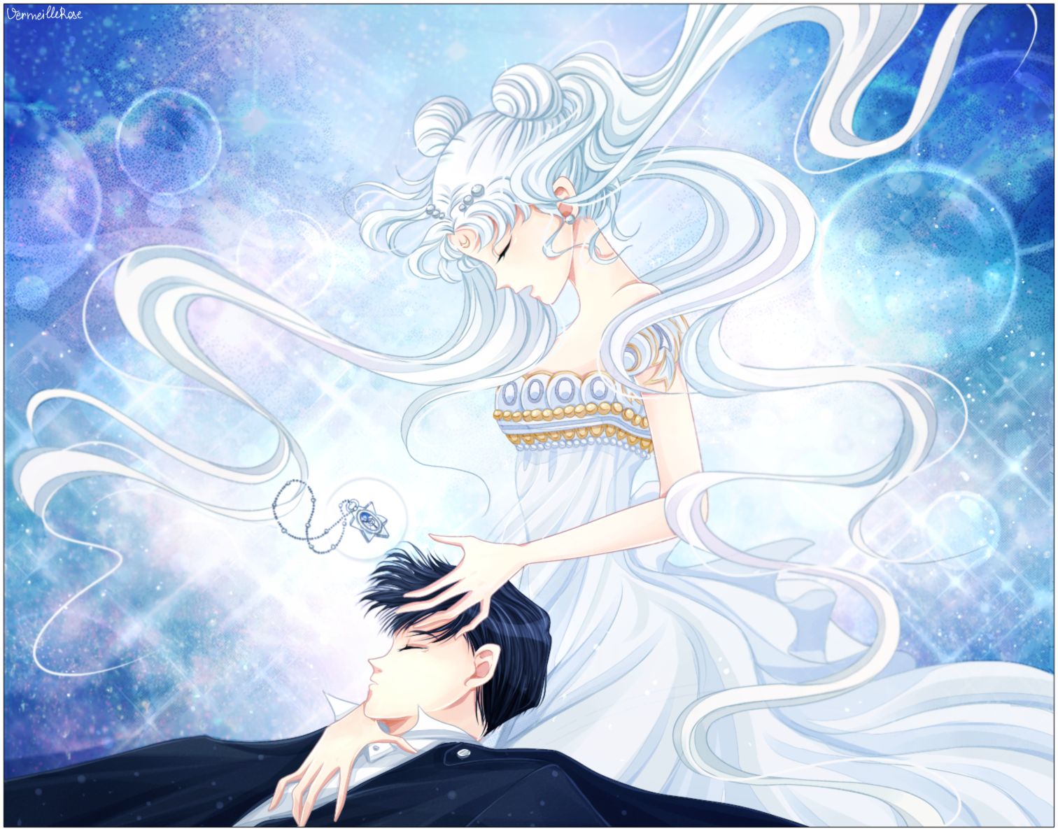princess serenity and - photo #11
