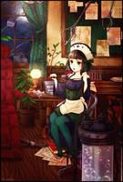Doctor Sullivan by VermeilleRose