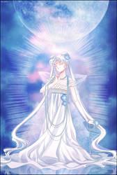 Princess Serenity by VermeilleRose