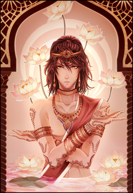 Prince Soma by VermeilleRose