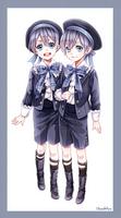 Phantomhive twins