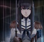 Satsuki Kiryuin (redraw) by VermeilleRose
