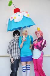 Adventure Time: Rain or Shine
